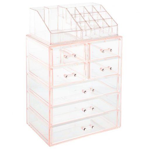 Acrylic Cosmetic Organizer-3