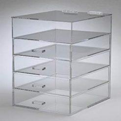 Acrylic Cosmetic Organizer-5