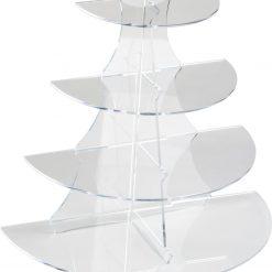Acrylic Floor Stand