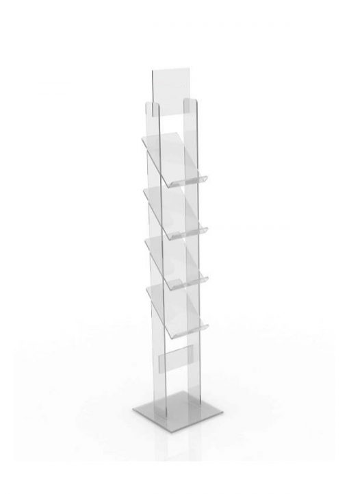 Floor Standing Brochure holder